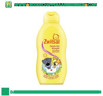 Zwitsal Baby Woezel & Pip wasgel aanbieding