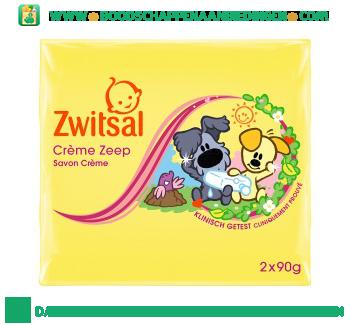 Zwitsal Baby Woezel & Pip zeep aanbieding