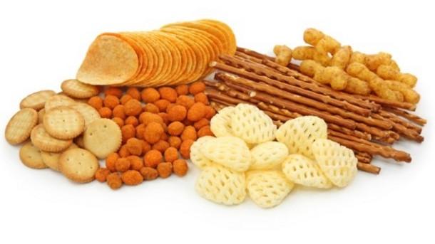 snacks en tussendoortjes aanbiedingen